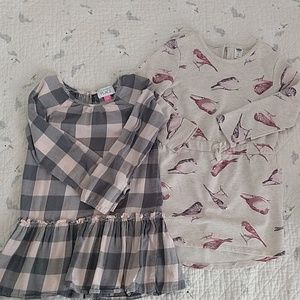 2 set of dress and tunic great condition